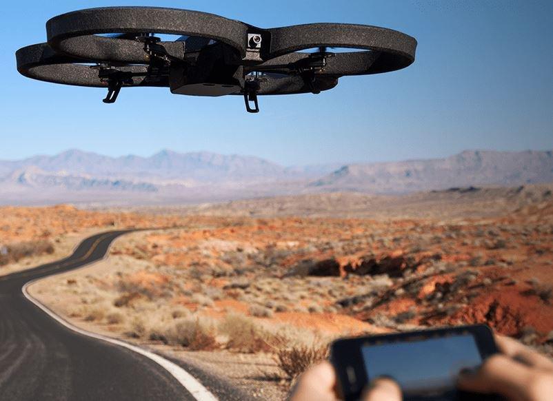 Parrot AR.Drone 2.0 Drohne