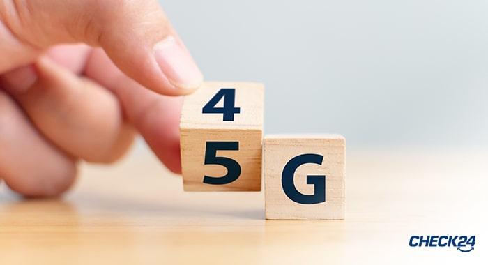 2G, 3G, 4G oder doch 5G?