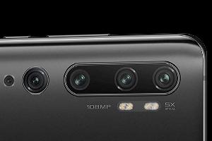 Übersicht aller Kameras des Xiaomi Mi Note 10
