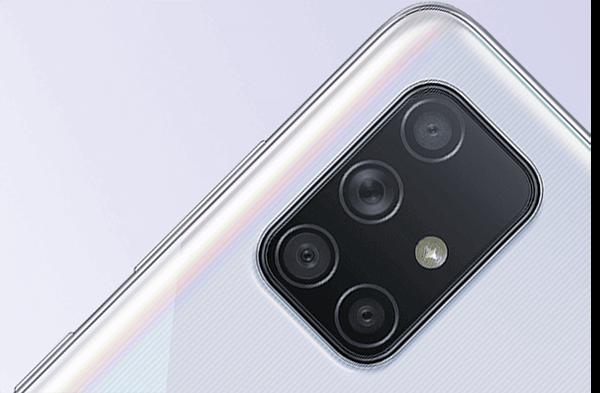 Samsung Galaxy A71: Großes Display, starke Leistung