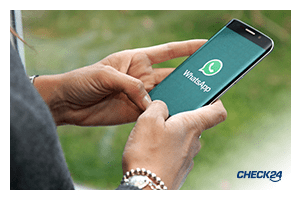Das Telefonica-Netz bei WhatsApp Calls