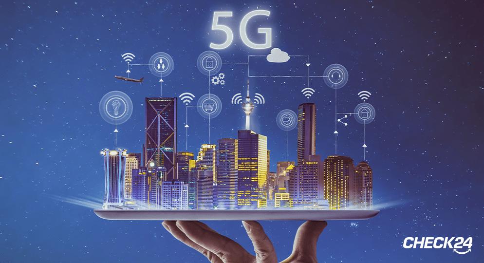 5G-Netz: Was es nützt und welche Handys es können!