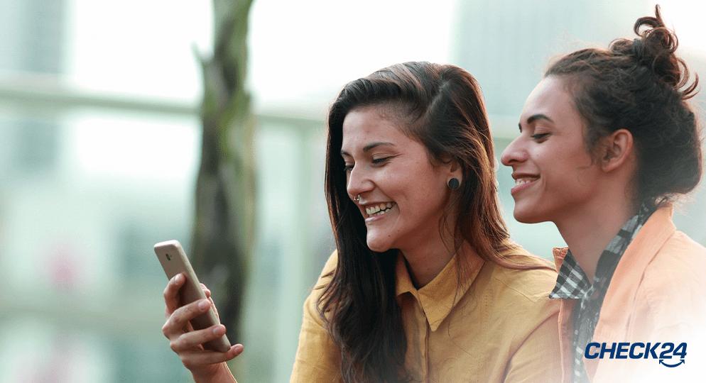Handytarife für junge Leute Wie junge Leute sparen können