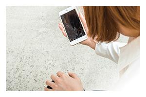 Was ist die häufigste Schadensursache bei Handys?