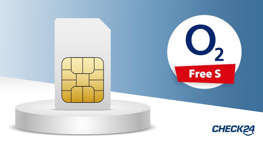 o2 Free S Günstiger Tarif im Telefonica Netz