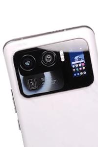 Der zweite Bildschirm des Xiaomi Mi 11 Ultra 5G