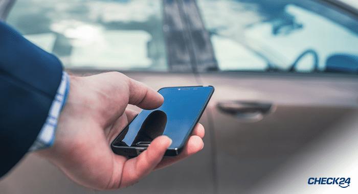 Versteckte Android-Funktionen - Android Smartphone als Autoschlüssel