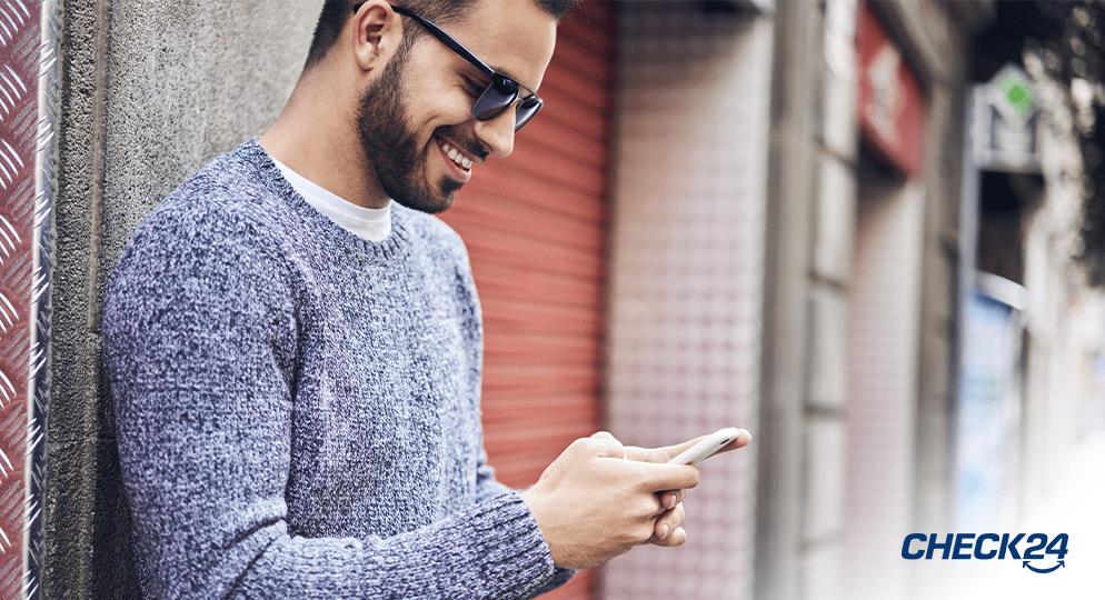 Mobile Internet-Flat: Welche Handyverträge bieten grenzenloses Datenvolumen?
