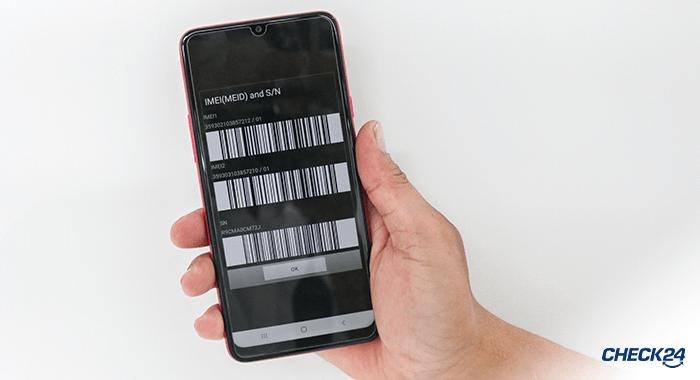 Versteckte Android-Funktionen - die IMEI-Nummer
