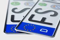 Ein Kennzeichen für bis zu drei Fahrzeuge. 2011 kommt das Wechselkennzeichen auch nach Deutschland.