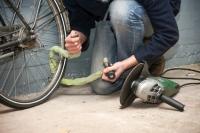 Für die Regulierung von einem Fahrraddiebstahl benötigt die Versicherung den Kaufbeleg des Drahtesels.