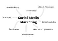 Social Media wird auch von Versicherungen zunehmend für das eigene Marketing genutzt.