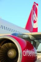 Air Berlin Triebwerk