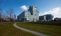 Hauptgebäude der KKH-Allianz: Die Suche nach einem neuen Partner läuft. Foto: KKH-Allianz.