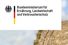 Homepage des Bundesministeriums für Ernährung, Landwirtschaft und Verbraucherschutz (BMELV)