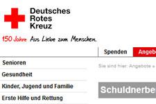 Schuldnerberatung Deutsches Rotes Kreuz DRK