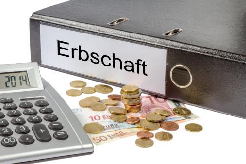 Erbschaftssteuer bei Geldanlagen
