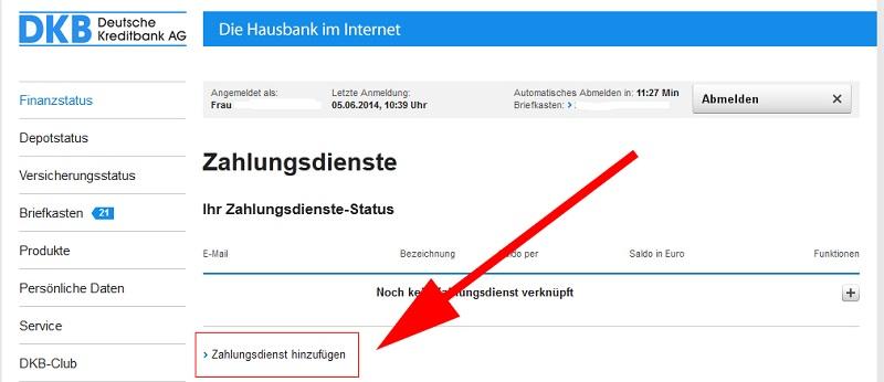 paypal online konto eroeffnen