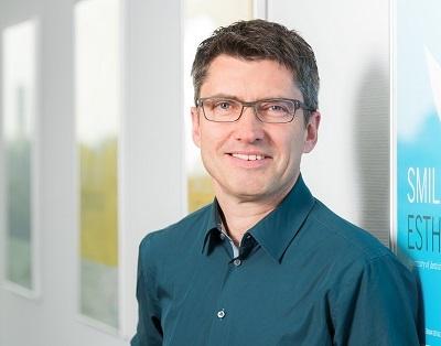 Dirk Kropp, Geschäftsführer von Prodente