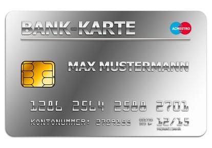 wie unterscheiden sich kreditkarten von maestro karten check24. Black Bedroom Furniture Sets. Home Design Ideas
