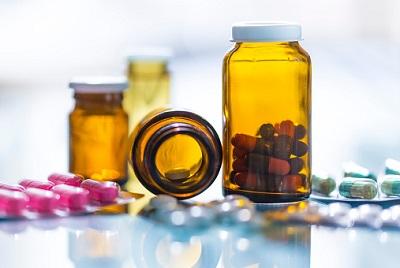 Tabletten-Pillendose