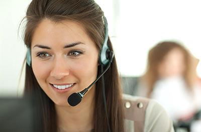 Guter Service ist Kunden wichtig.