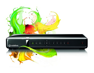 Vodafone TV Kabel Receiver Set Top Box (Bild: Vodafone)