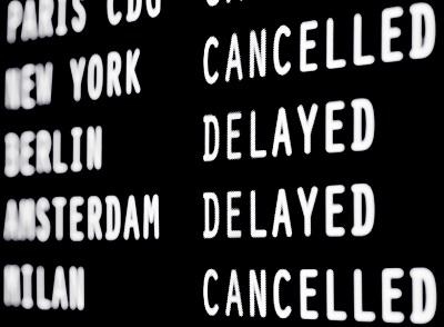 Streik in Italien: Airlines streichen Flüge