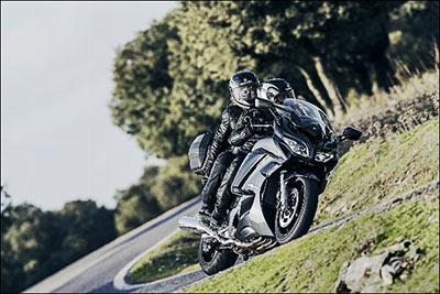 Je geringer die Motorleistung eines Bikes, desto günstiger ist die Versicherung. Foto: Yamaha