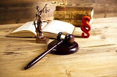 Juristische Symbole