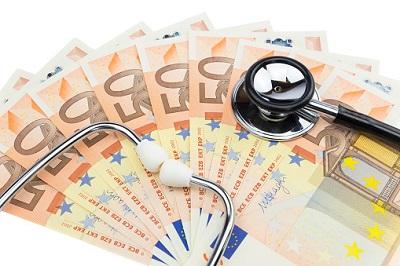 Geldscheine-Stethoskop