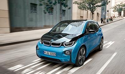 Den BMW i3 gibt es künftig auch in