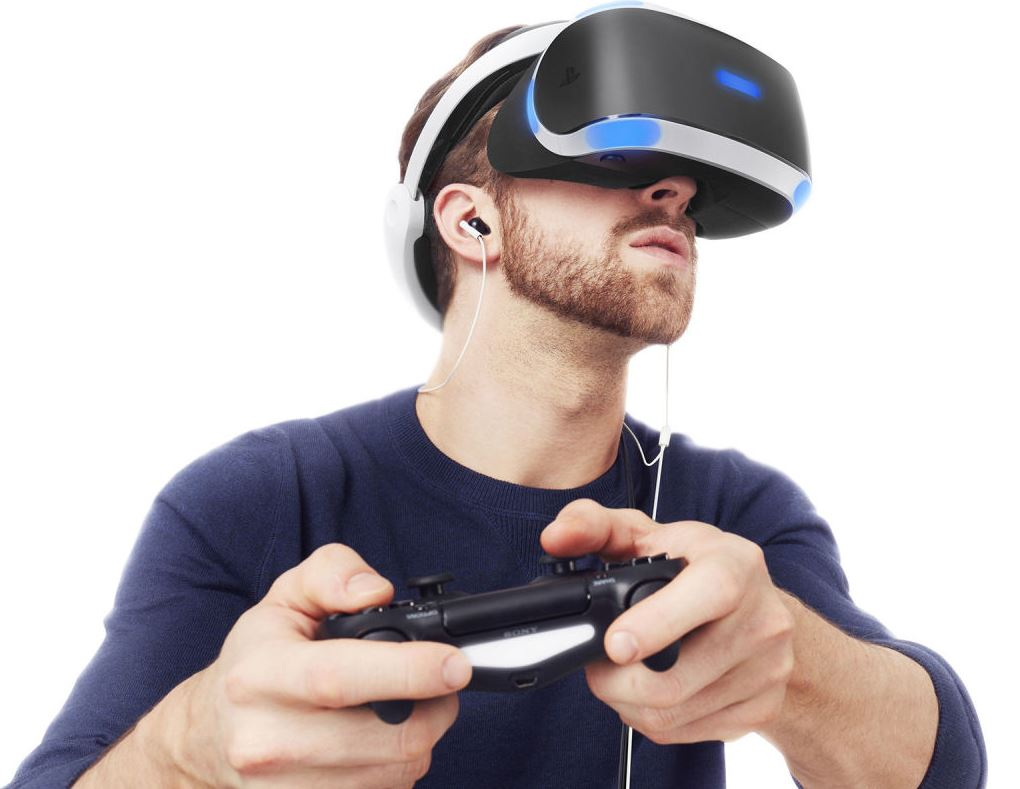 Sony PlaystationVR