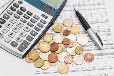 Taschenrechner, Statistik und Geld