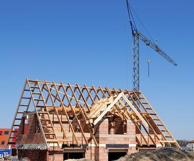 Wer Ein Haus Gebaut Oder Eine Wohnung Gekauft Hat, Musste Im April Mit  Höheren Zinsen Rechnen. Foto: Gettyimages