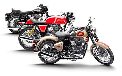 Erstmals überhaupt hat Tchibo Motorräder im Programm. Foto: Tchibo