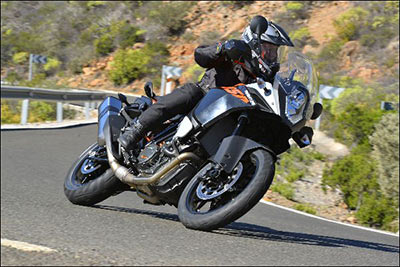 Für neue Bikes empfiehlt sich eine Vollkaskoversicherung. Foto: KTM