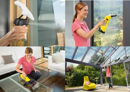 mit wischroboter und fenstersaugern zu sauberen fenstern. Black Bedroom Furniture Sets. Home Design Ideas