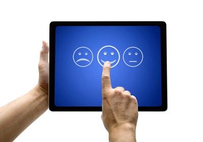 Touchscreen Smileys