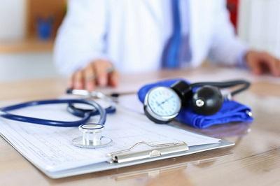 Arzt-Stethoskop