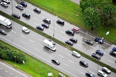 Straßenverkehr in Deutschland