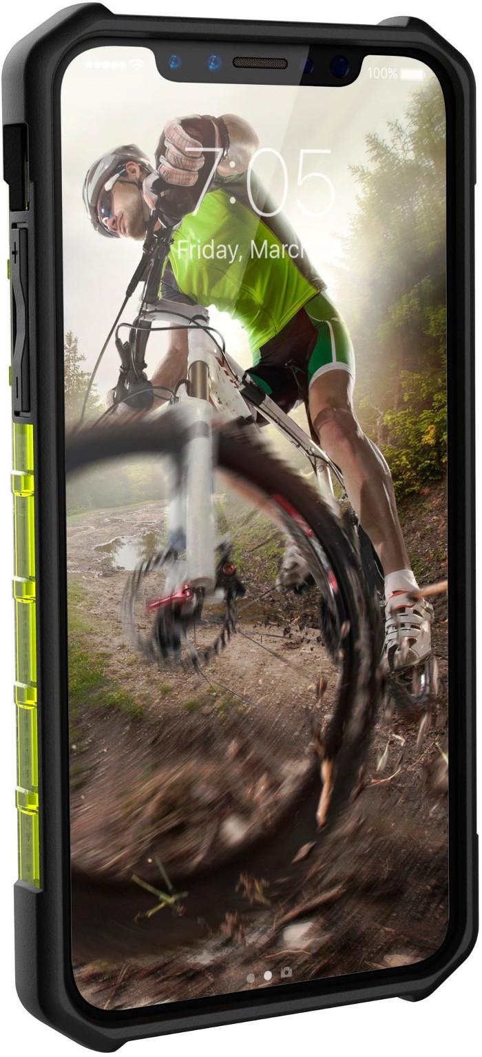 Ein Smartphone mit nahezu vollflächigem Display