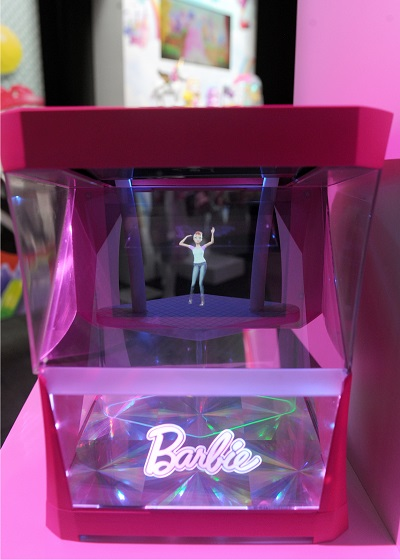 barbie-hologramm