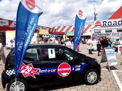 Buchbinder Rent a Car