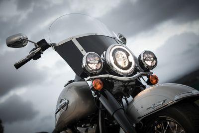 Garantieverlängerung für Motorräder von Harley-Davidson