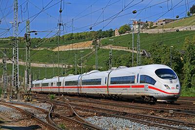 Deutsche Bahn will CO2-Emissionen bis 2030 halbieren