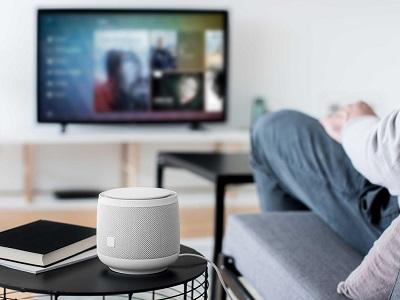 Die Telekom schickt den Smart Speaker gegen Amazon und Google ins Rennen. (Bild: Telekom)