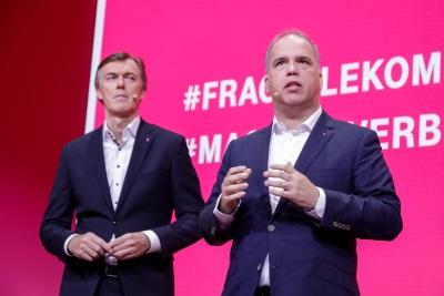 Michael Hagspihl und Dirk Wössner, Telekom