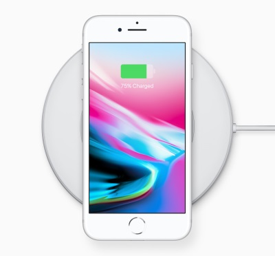 Apple iPhone 8 Wireless Charging Qi