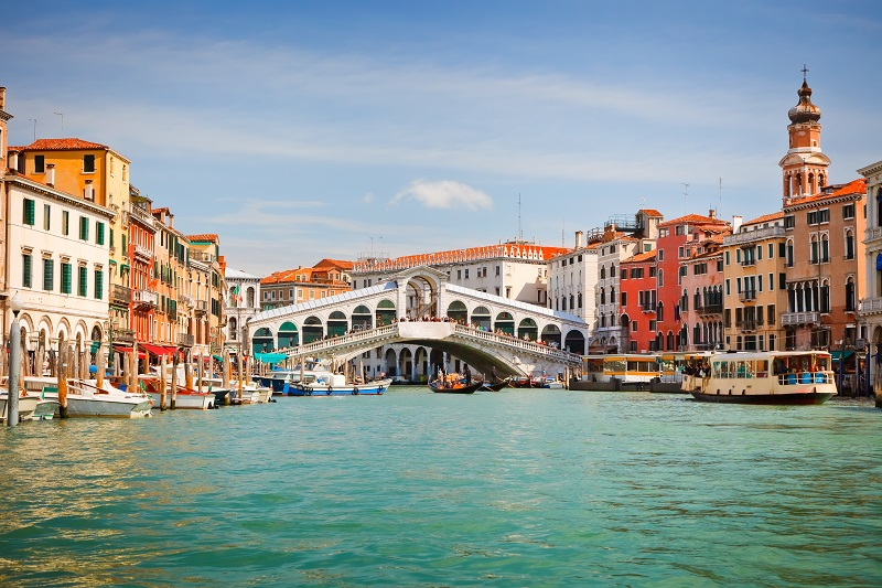 Italien: Venedig Rialto